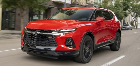Chevrolet Blazer Roof Box Buyers Guide