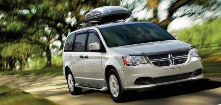 Dodge Grand Caravan Featured
